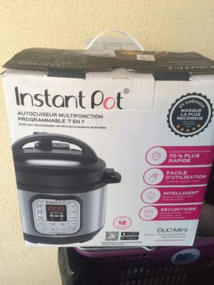 Instant pot for Sale in Los Angeles, CA