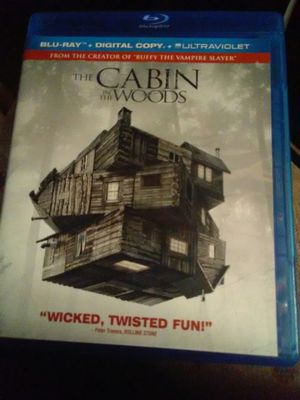 The Cabin In The Woods Blu Ray movie for Sale in Ontario, CA