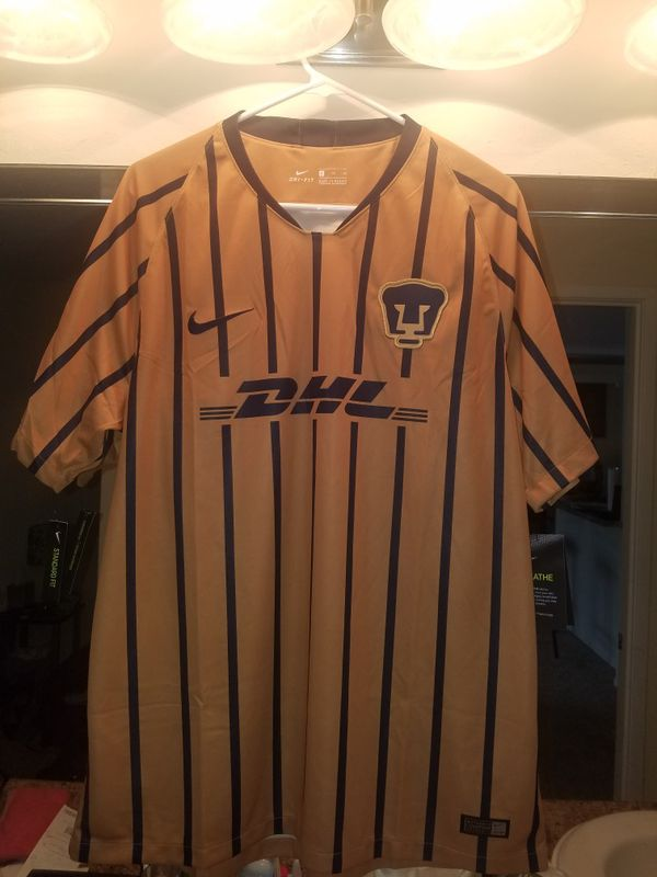 Nike Pumas UNAM Official 2018 2019 Away Jersey