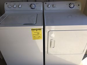 GE Washer and Dryer for Sale in Roseville, CA