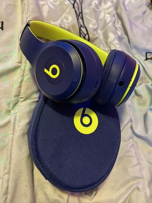 New limited edition solo beats 3 for Sale in Germantown, MD