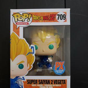 Super Saiyan 2 Vegeta Funko Pop for Sale in Humble, TX