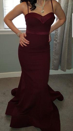 Burgundy Prom dress for Sale in Philadelphia, PA