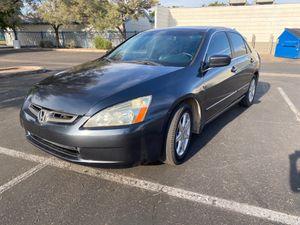 HONDA ACCORD 2003 V6 $$3500 o mejor oferta for Sale in Phoenix, AZ