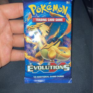 Pokémon XY Evolutions (x1) for Sale in Fresno, CA