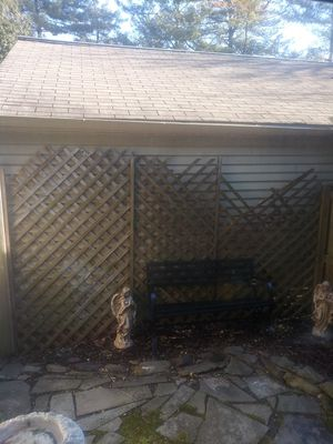Wall trellises 10 - 12 ft long for Sale in Gaithersburg, MD
