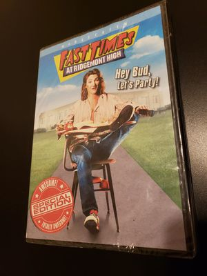 Fast Times at Ridgemont High DVD (NEW) for Sale in Santa Ana, CA