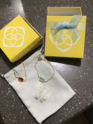 Jewelry!, Two Kendra Scott Bracelets for Sale in Mooresville, IN