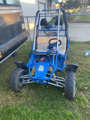 Full suspension go cart for Sale in Albuquerque, NM