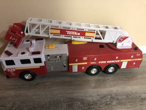 Tonka fire truck for Sale in Lake Wales, FL