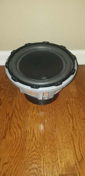 "JL Audio W6 10"" Subwoofer for Sale in Overland Park, KS"