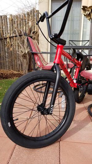 CULT GATEWAY BMX BIKE 2019-$400(Santa Fe, NM) for Sale in Santa Fe, NM
