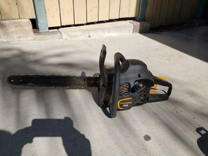 "Poulon Pro 18"" chainsaw for Sale in Oceanside, CA"