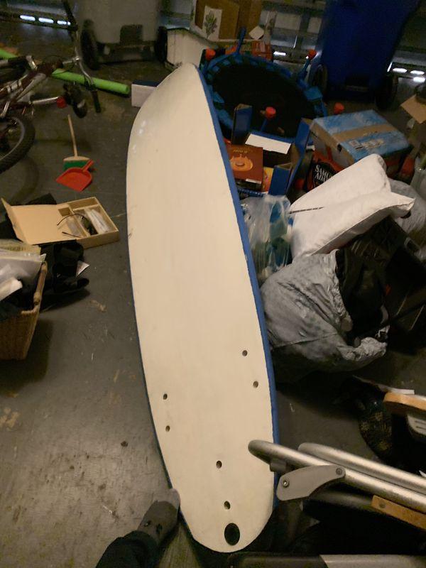 9' longboard