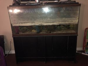 55 Gallon Fish Tank for Sale in Middletown, OH