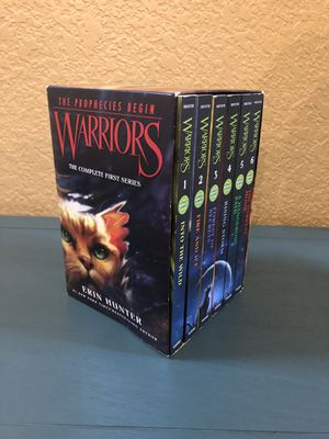 The Prophecies Begin Warriors (Complete Series) for Sale in Arvada, CO