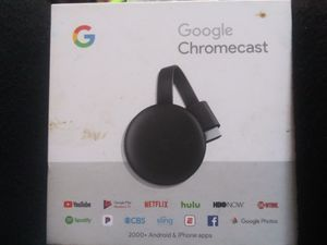 Google chromecast for Sale in Seattle, WA