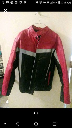 Motorcycle riding jacket for Sale in Victoria, TX