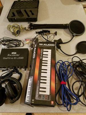 Music/audio equipment for Sale in Minneapolis, Minnesota