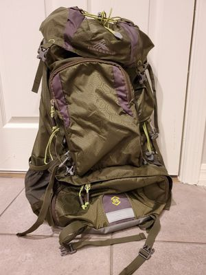 High Sierra 55 L Hiking Backpack for Sale in Tampa, FL