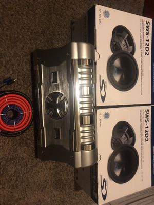 Brand New System for Sale in Tempe, AZ