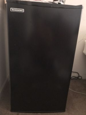 MINI FRIDGE . Tramontina 3.2 Cu.Ft. Compact Refrigerator for Sale in Austin, TX
