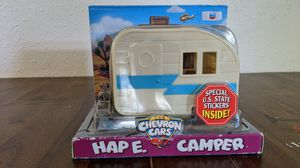 Chevron Hap-E Camper Sealed Collectable toy. for Sale in Salem, OR