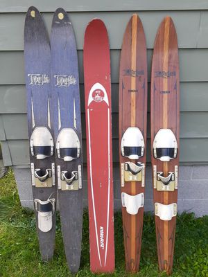 Vintage waterskis for Sale in Oshkosh, WI