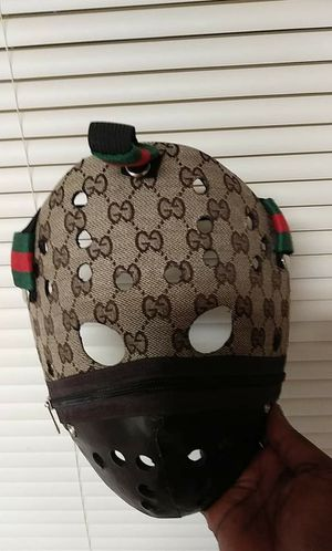Gucci face handmade mask for Sale in Covington, KY