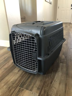 Plastic Dog cat animal crate for Sale in Gilbert, AZ