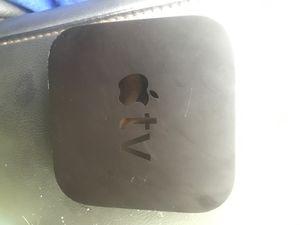 Black Apple TV for Sale in Fort Lauderdale, FL