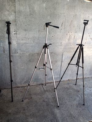 Camera tripods for Sale in Los Angeles, CA