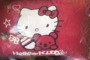 Hello kitty pillows set of two new for Sale in Perris, CA