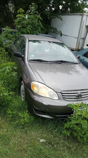 2003 Toyota Corolla for Sale in Houston, TX
