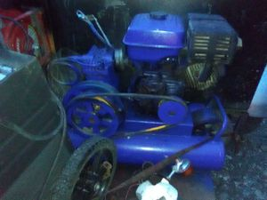 Air compressor Honda for Sale in Maple Valley, WA