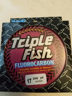 Fluorocarbon Fishing Line for Sale in Miami, FL