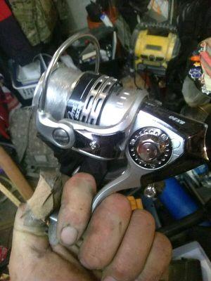 Abu Garcia Ball bearing reel SX30 ORRA for Sale in Albuquerque, NM