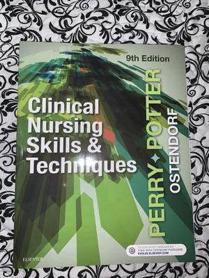 Clinical nursing Skills and Techniques for Sale in Hialeah, FL