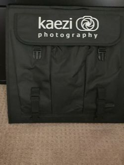 Kaezi Photography Pop Up Product Background Kit for Sale in Orlando,  FL