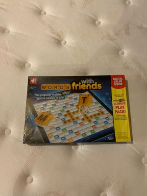 Words - board game set for Sale in Raleigh, NC