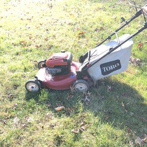 Toro Lawnmower Self Propelled for Sale in Alexandria, VA