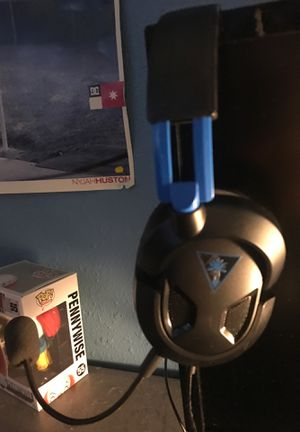 PS4 Turtle Beach Headset for Sale in Fallbrook, CA