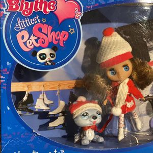 Blythe Littlest Pet Shop Cold Weather Cute for Sale in Houston, TX