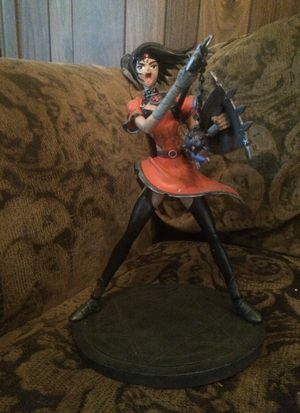Morning Star- by Masumune Shirow collectible statue PRICE REDUCED FOR QUICK SALE for Sale in Yuba City, CA