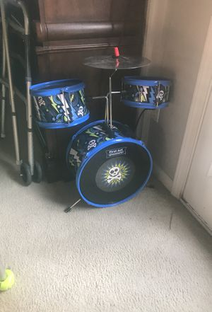 Kids drum set for Sale in Durham, NC