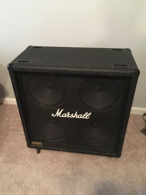 Marshall JCM 800 cabinet B guitar amplifier for Sale in Sterling, VA