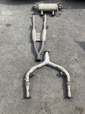 Infiniti G37 Coupe OEM Full Exhaust Parts for Sale in Los Angeles, CA