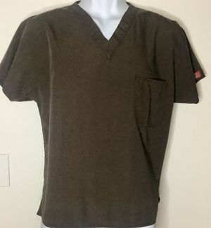 Dickies Men's Medical Scrub Top Size XSmall for Sale in Fresno, CA