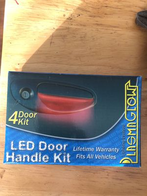 Black light LED door handle kit for Sale in Fairfax, VA