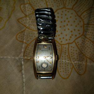 "Hamilton ""Lynwood"" Curvex 14K Gold Filled circa 1939 for Sale in Cranston, RI"